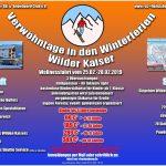 Verwöhntage in den Winterferien – Scheffau 25.-28.02.2019